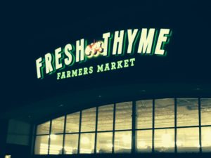 Outdoor business signs, illuminated signs in Naperville